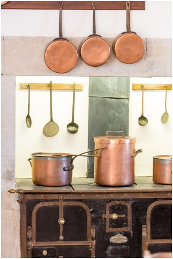 Copper and Brass Sales Lead to Awesome Interior Designs