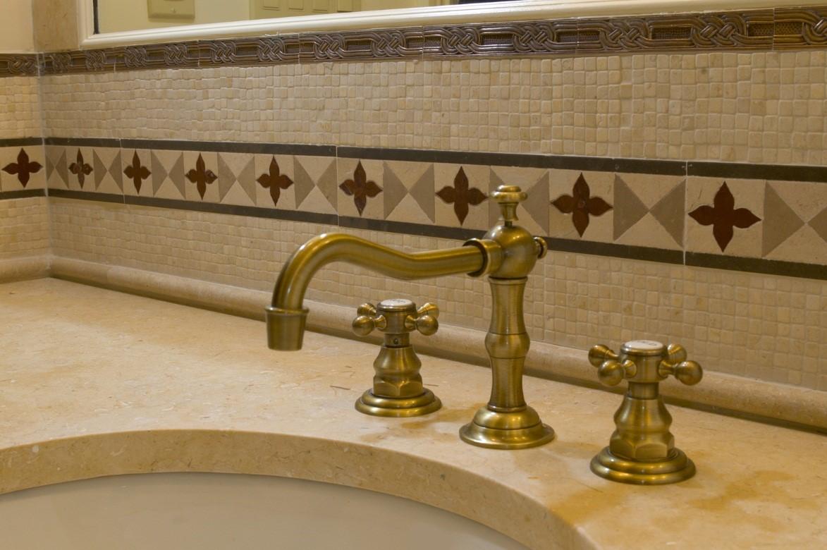 brass tube bathroom renovations