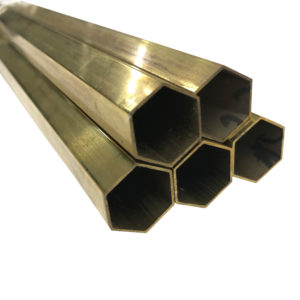 Brass Hex Tube: C272